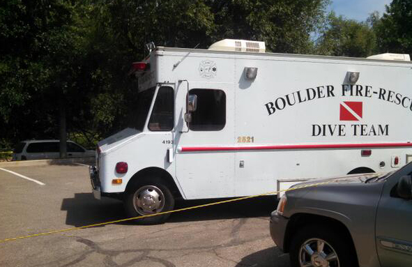 Boulder Fire Rescue Dive Team