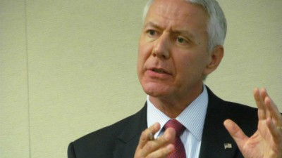 Weld County District Attorney Ken Buck is one of four Republican candidates running for U.S. Senate in 2014.