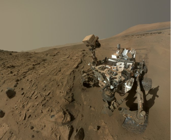 NASA's Mars Curiosity rover will complete a Martian year -- 687 Earth days -- on June 24, having accomplished the mission's main goal of determining whether Mars once offered environmental conditions favorable for microbial life.