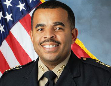 Interim Denver Sheriff Elias Diggins