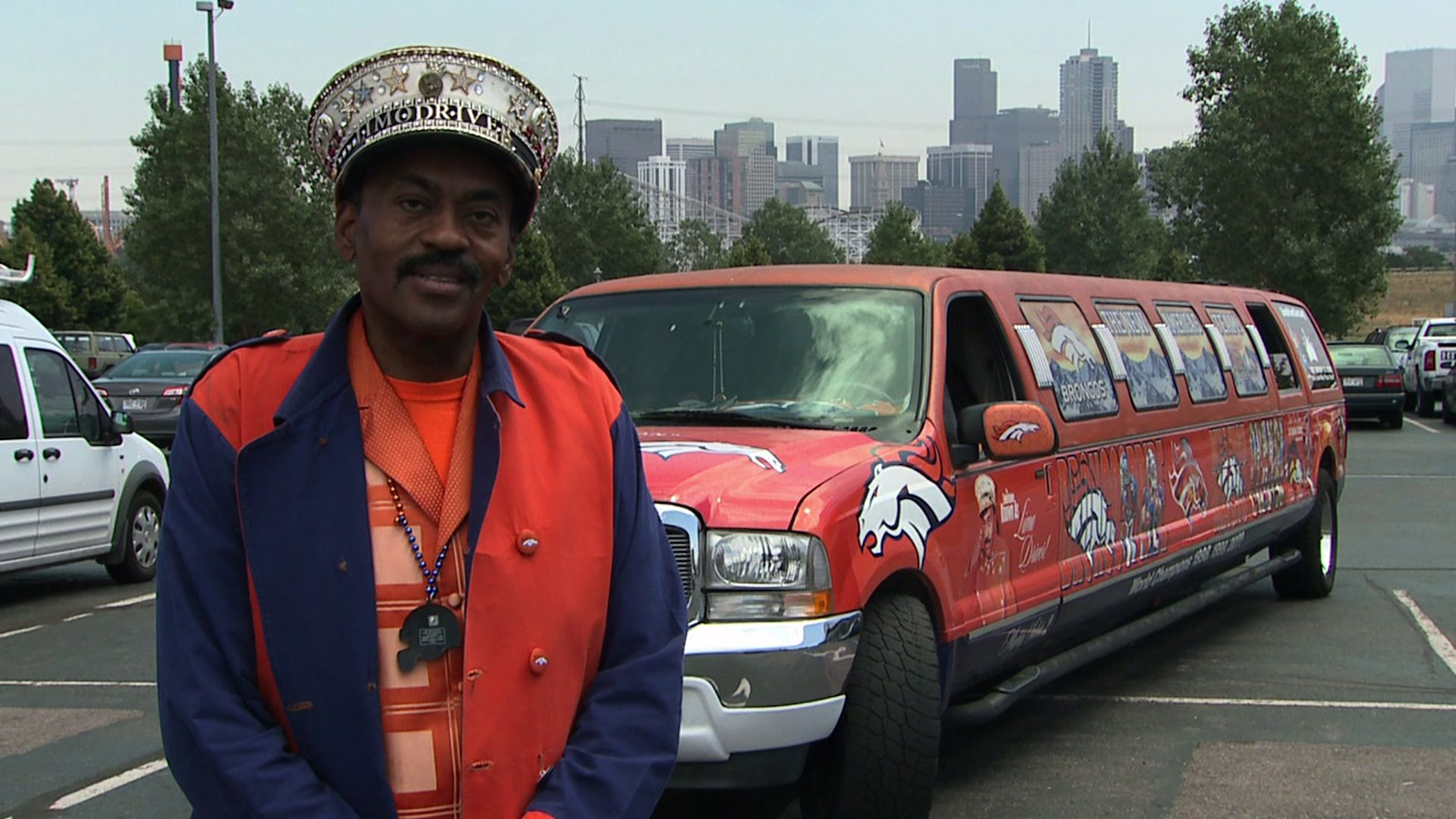 Super fan 'Limo Driver' saddened about Broncos owner Pat Bowlen's health
