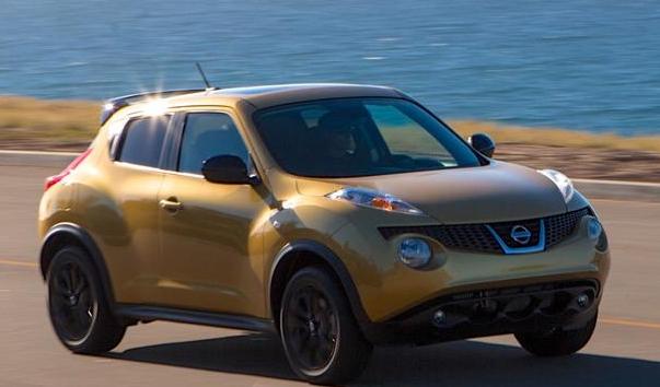 Nissan Juke. Photo credit: AutoTrader.com