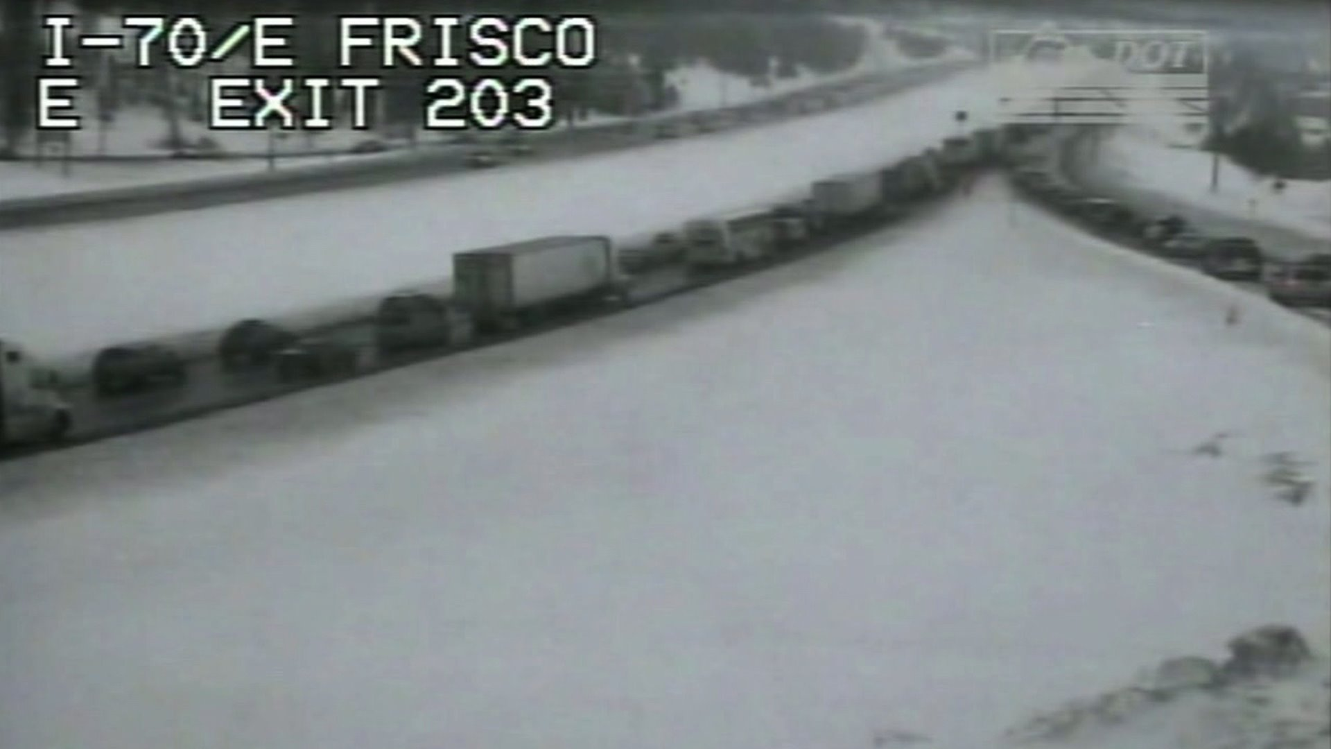 CDOT wants fewer scenes like this during the coming winter on I-70