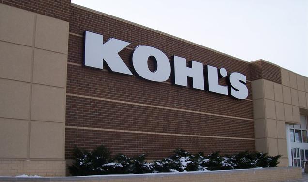Kohl's. Photo credit: Susie Plank via MGNOnline`