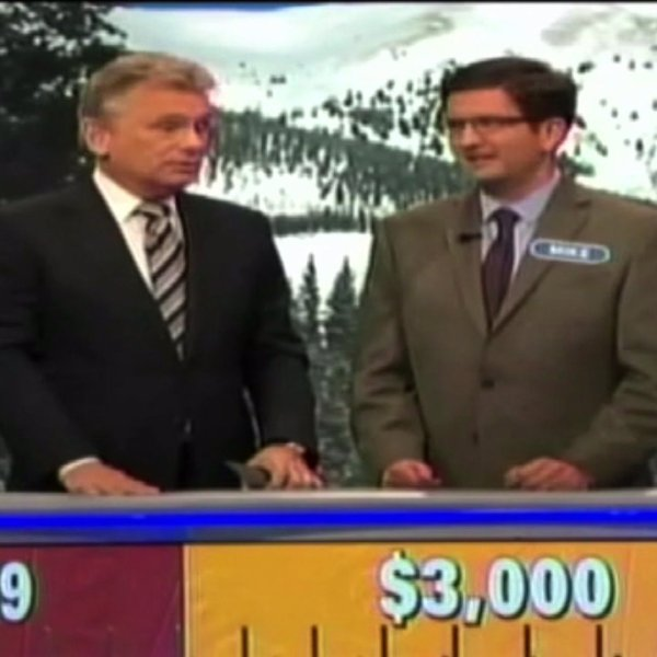 """Mike Courtois appeared on """"Wheel of Fortune"""""""