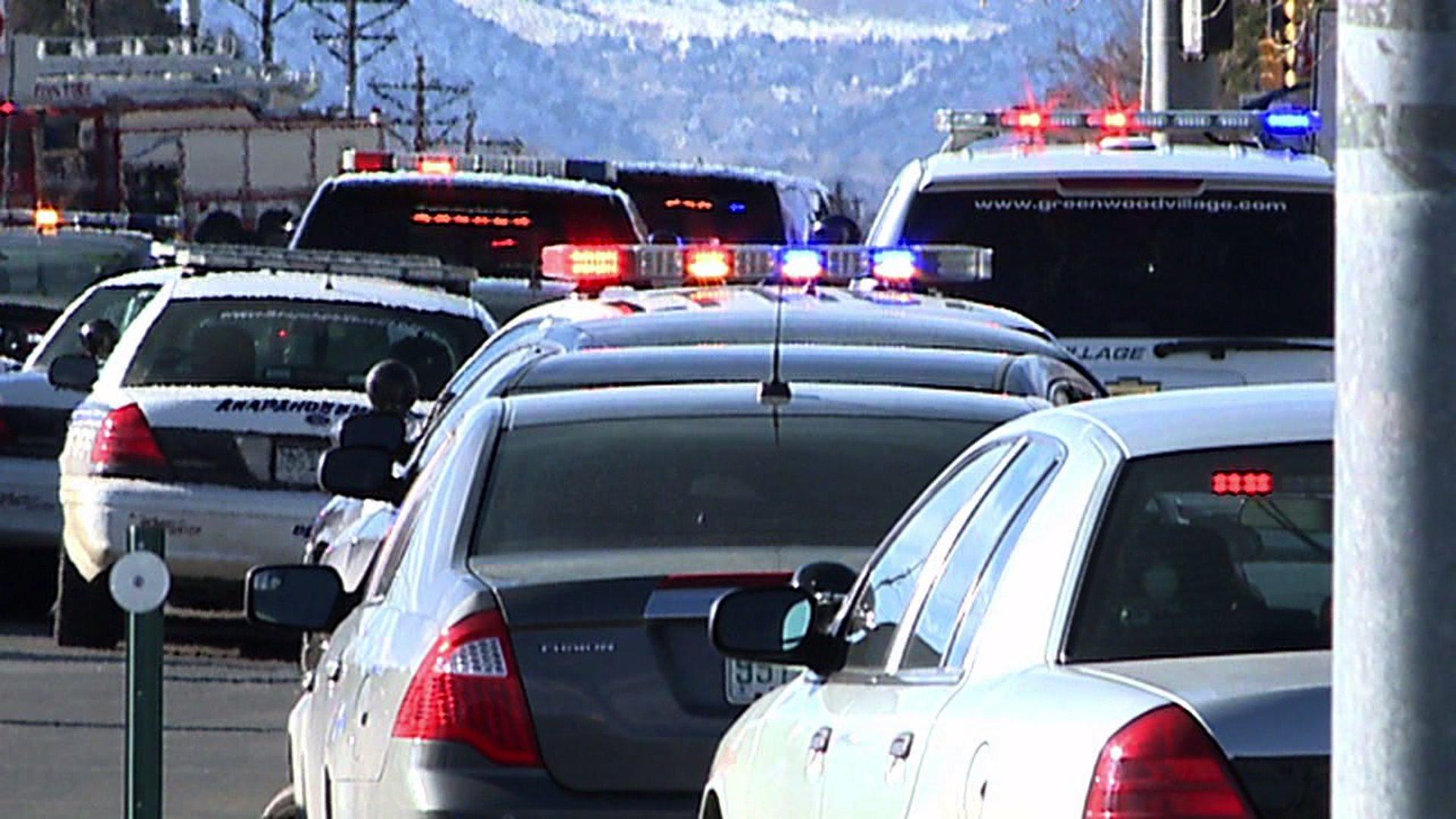Emergency response following Arapahoe High School shooting