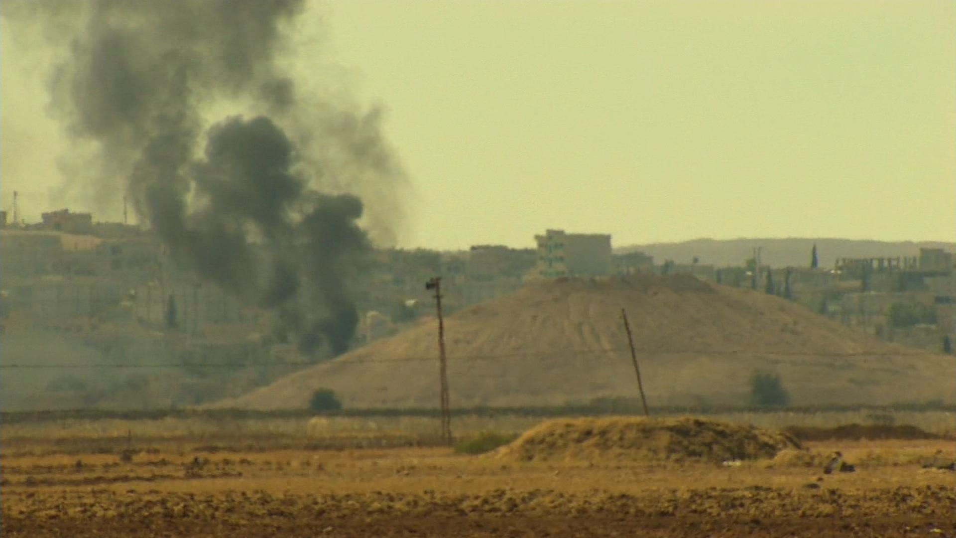 Kobani, Syria Explosions