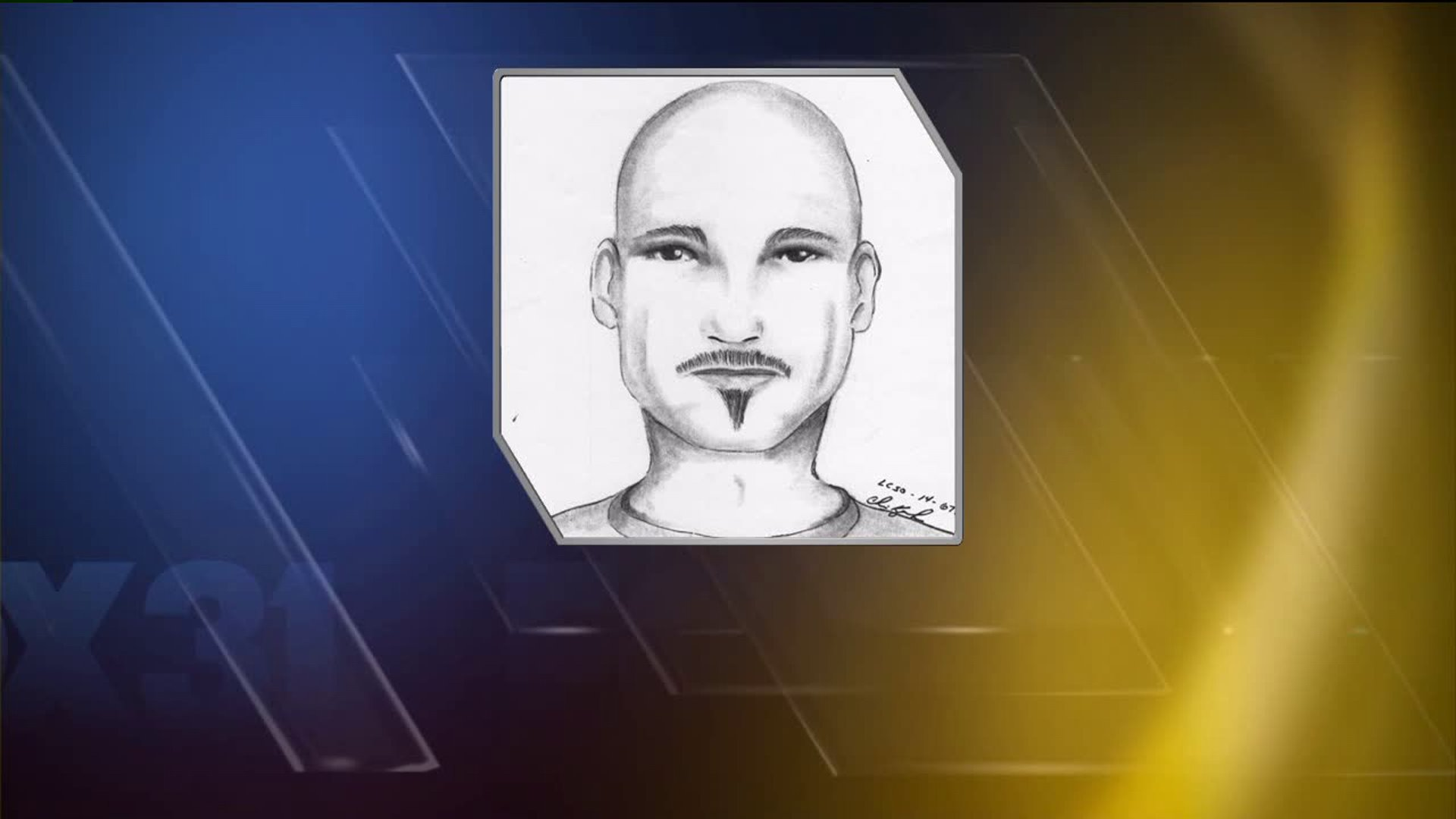 Composite of man suspected in attacks on women in Fort Collins area