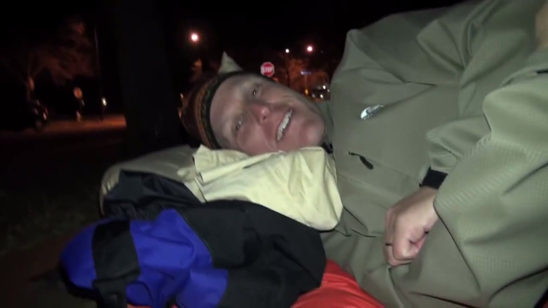Dozens sleep outside in Boulder to raise money to help homeless youth