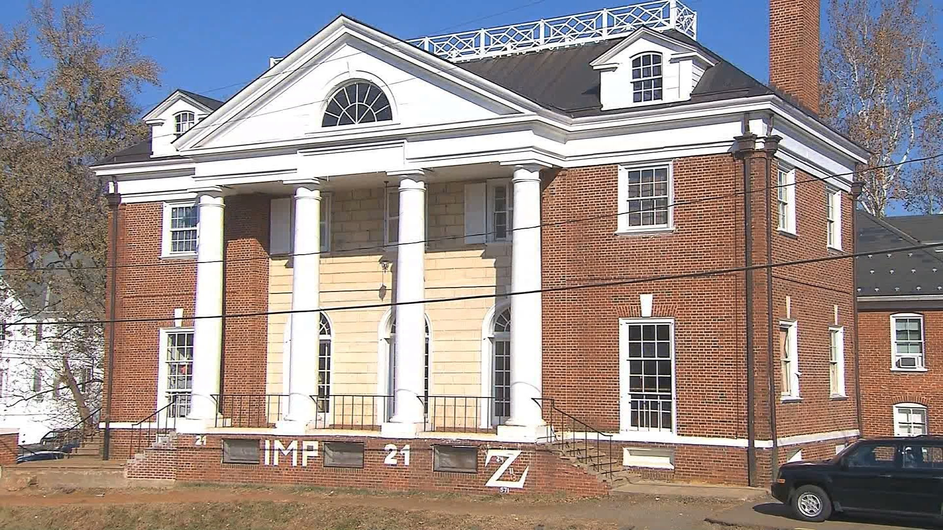 The University of Virginia suspended all fraternities and associated parties following a Rolling Stone magazine article that described a student's account of being gang raped.
