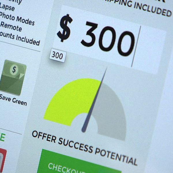 Website allows shoppers to name their own price for products