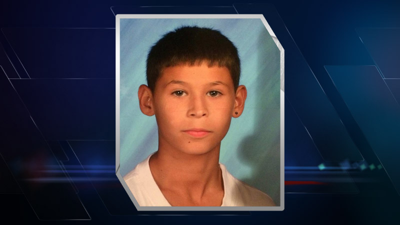 Salvador Fierro has been missing since Tuesday afternoon. (Photo: Westminster Police)