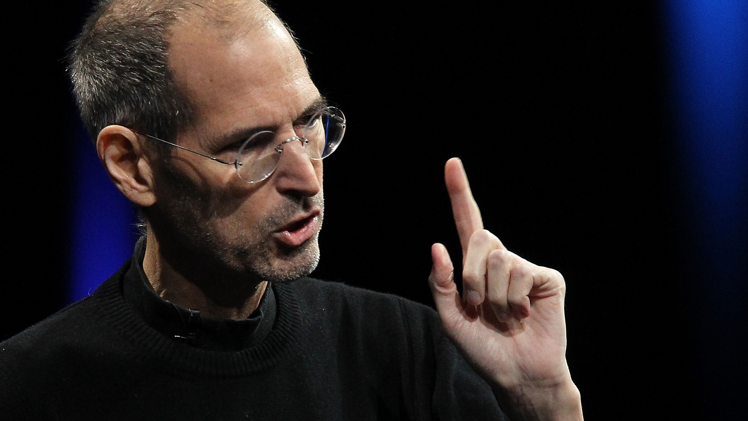 Apple CEO Steve Jobs in 2011. (Photo: Justin Sullivan/Getty Images)