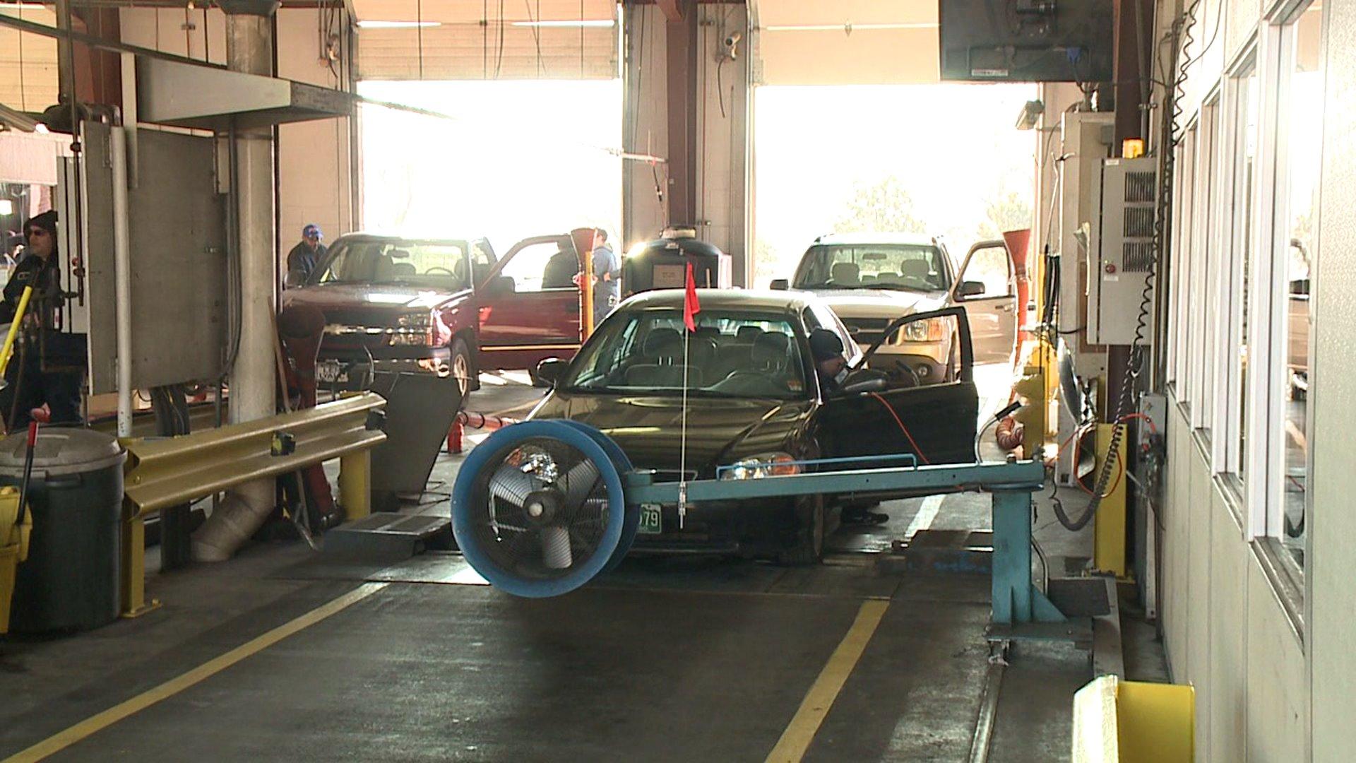 ar tested in Colorado auto emissions program