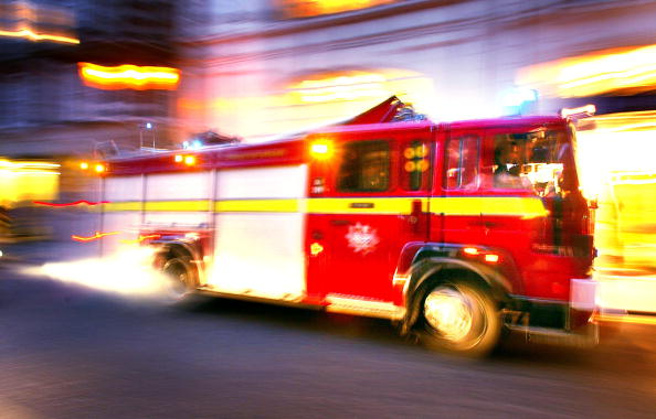 Fire Truck (Photo: Scott Barbour/Getty Images)