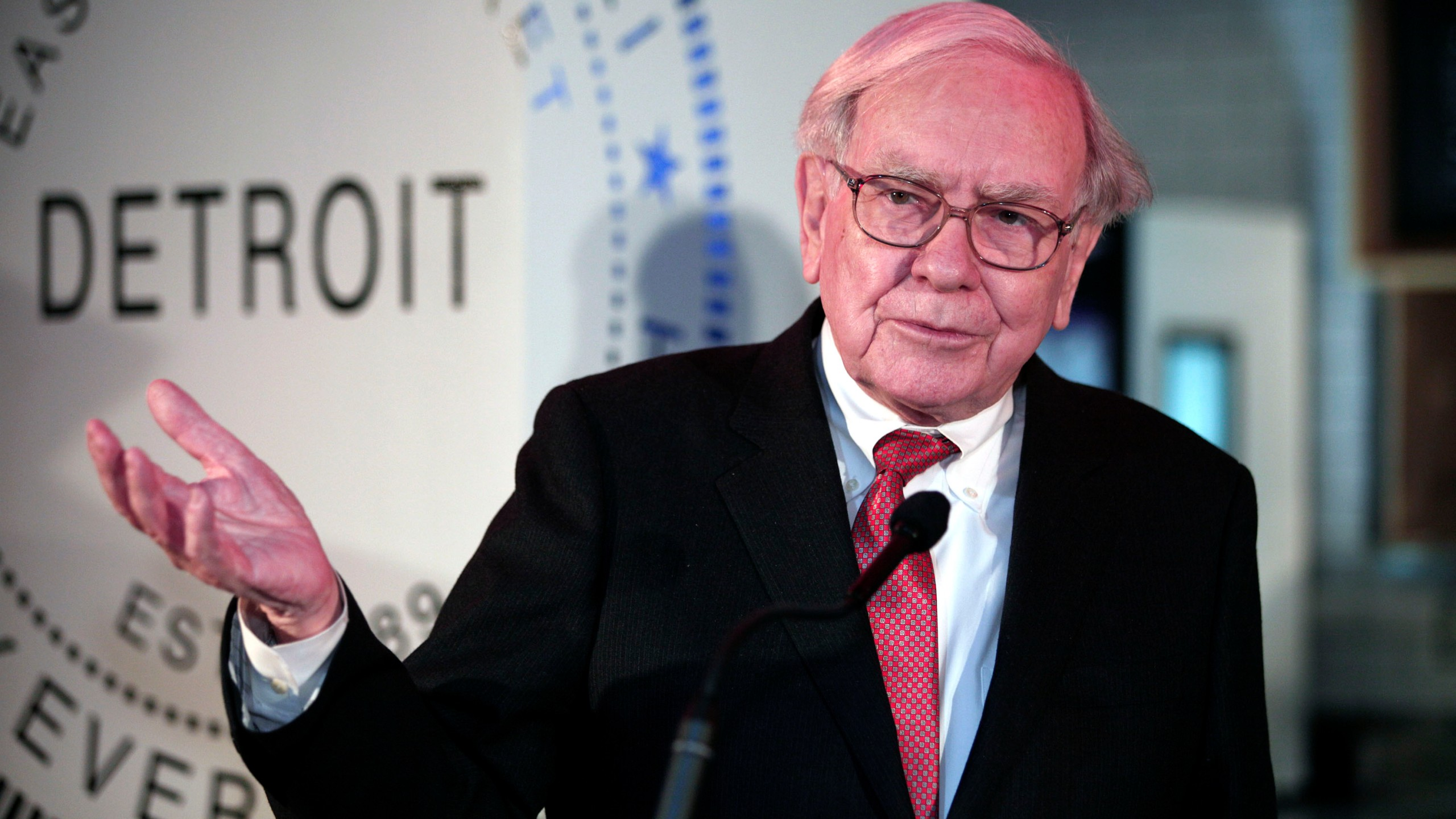Warren Buffett, Chairman and CEO of Berkshire Hathaway and Co-Chairman of Goldman Sachs 10,000 Small Businesses Program,