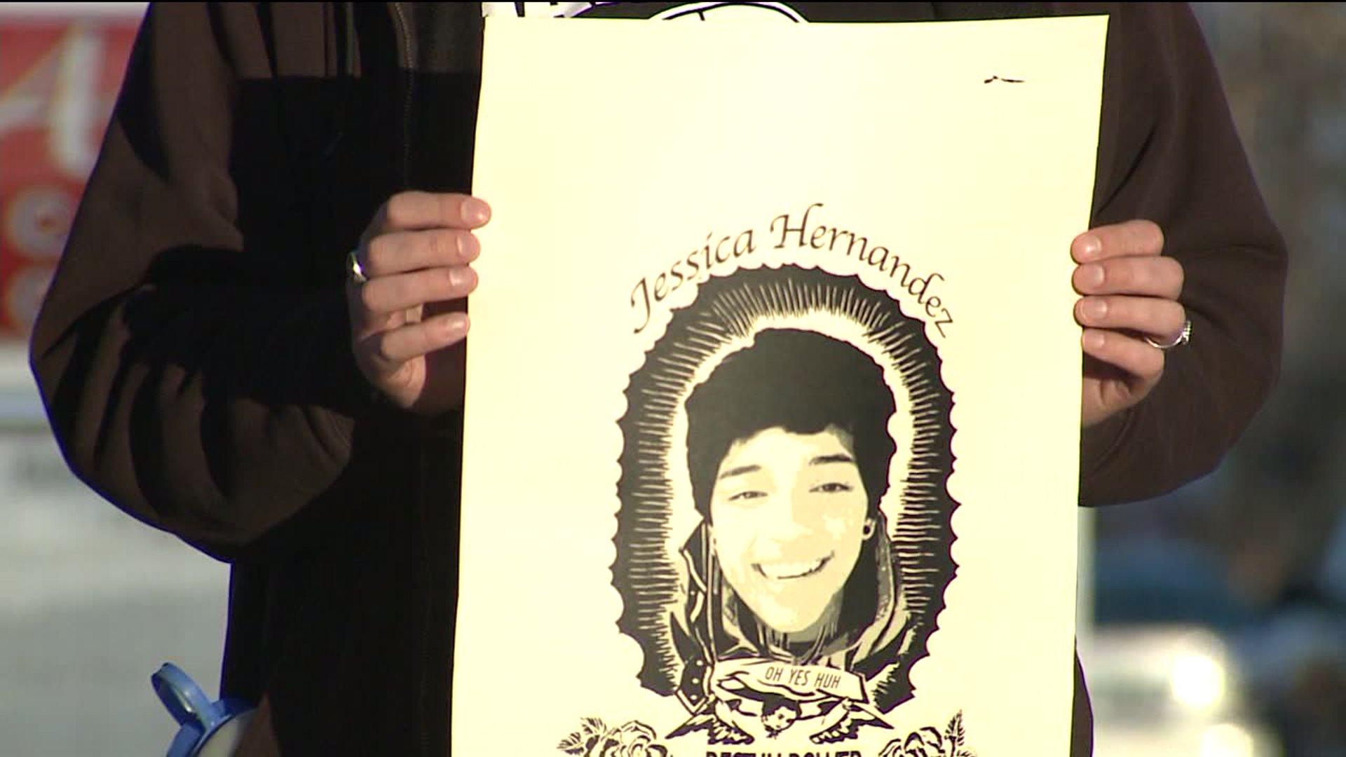 Rally for Jessie Hernandez
