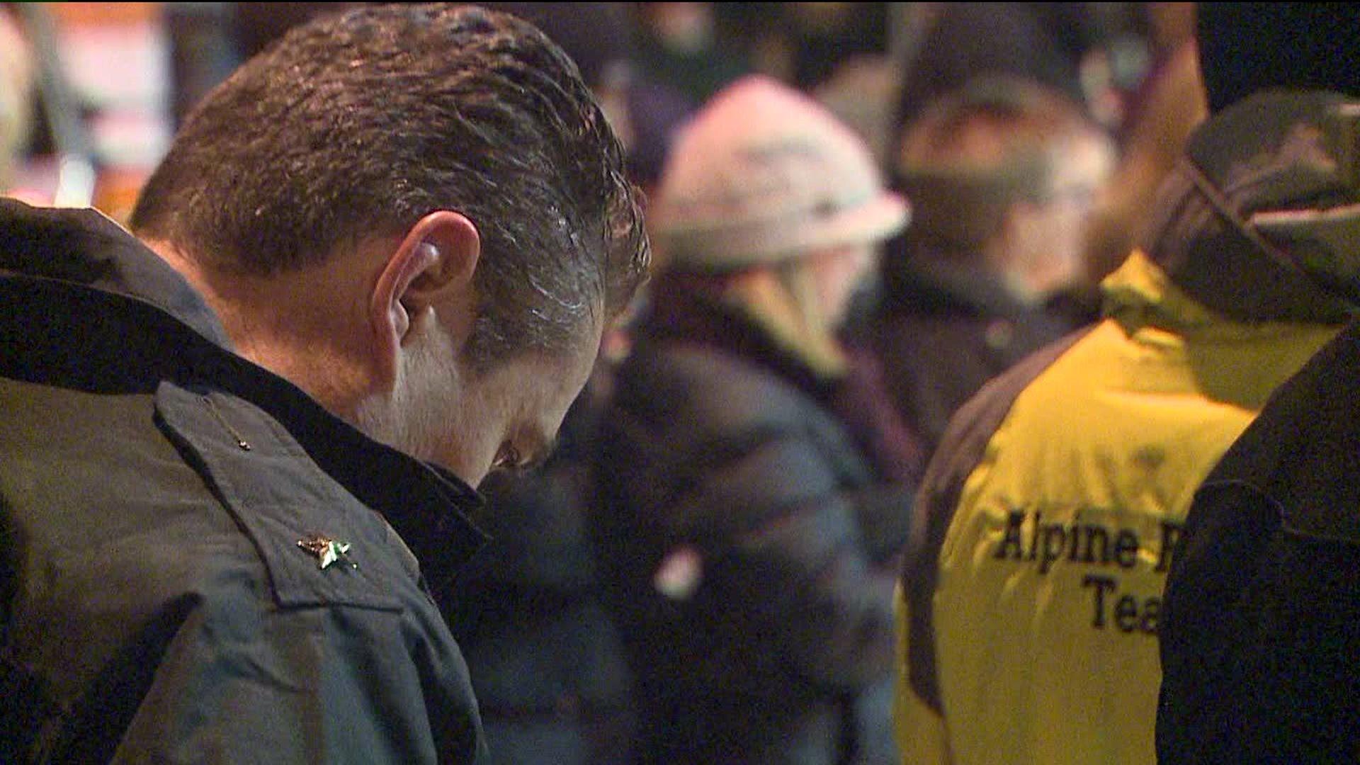 Vigil honors veteran Denver EMS professional