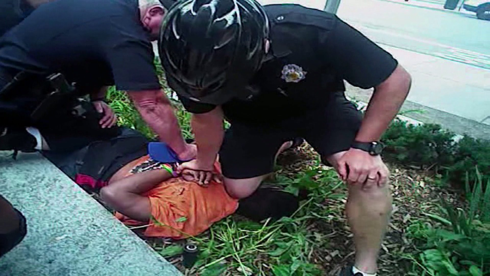 Body camera video shows excessive force