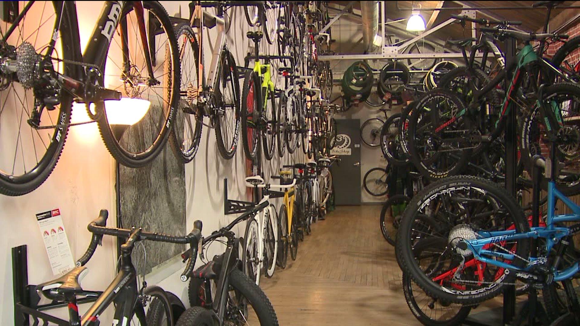 C3 Bike Shop in Denver`