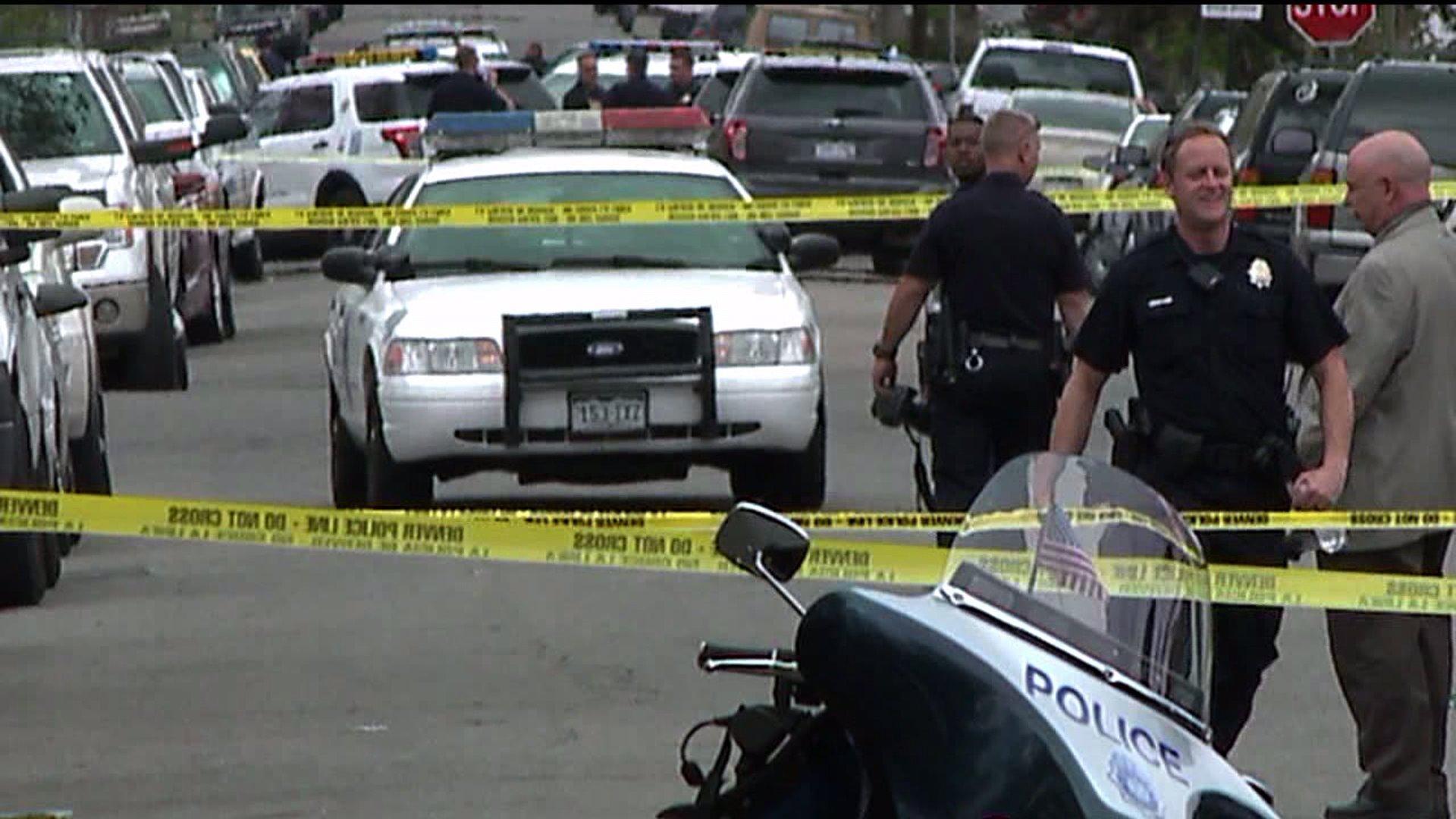 32nd and Gilpin shooting, April 25, 2015