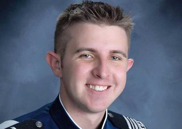 Air Force Academy Cadet Alexandre Quiros