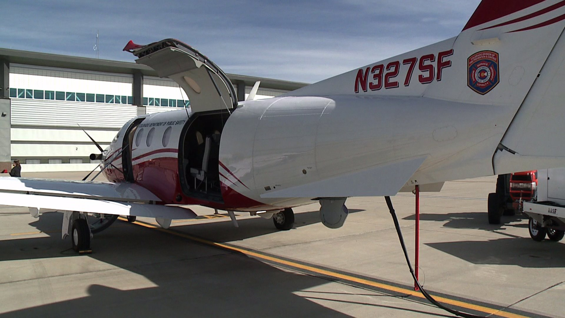 New wildland firefighting aircraft for Colorado