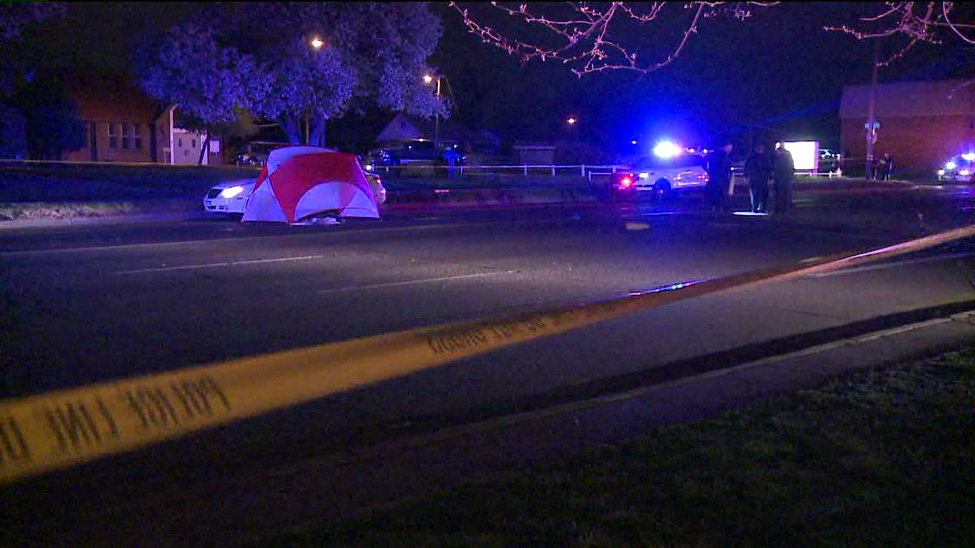 Police investigate hit-and-run on S. Federal Blvd. in Denver