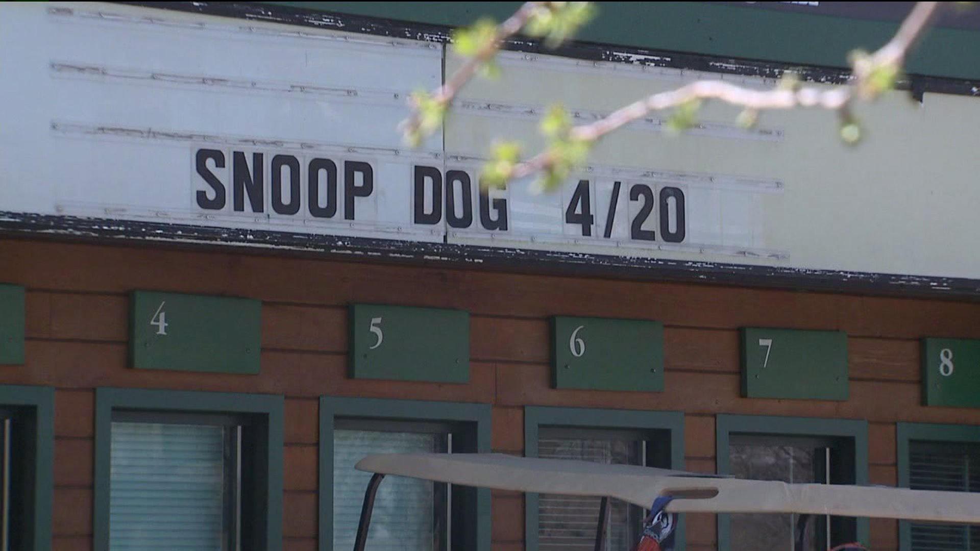 Snoop Dog coming to Fiddler's Green on 4-20