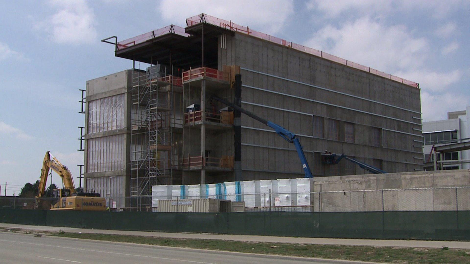 VA hospital project in Aurora, Colo