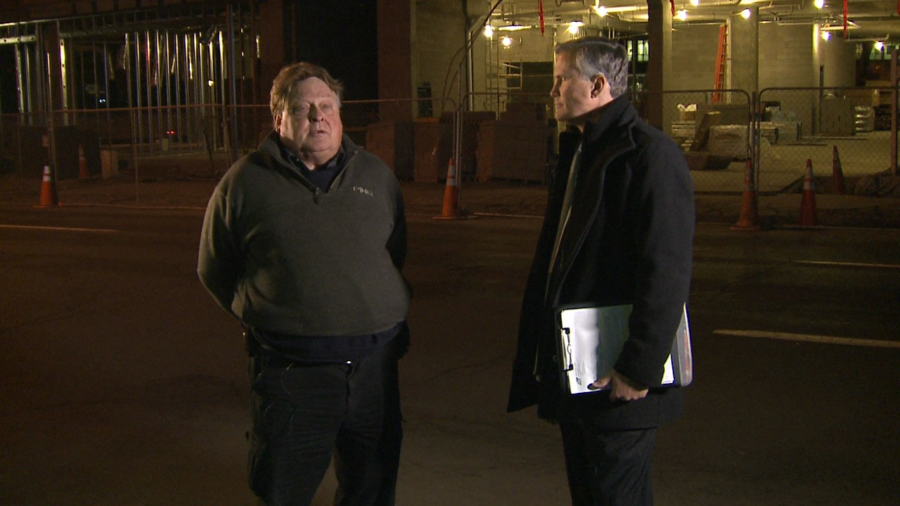Gary Kozloff and Investigative Reporter Chris Halsne