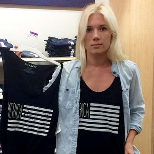 Melissa Lay says Target stole her shirt design