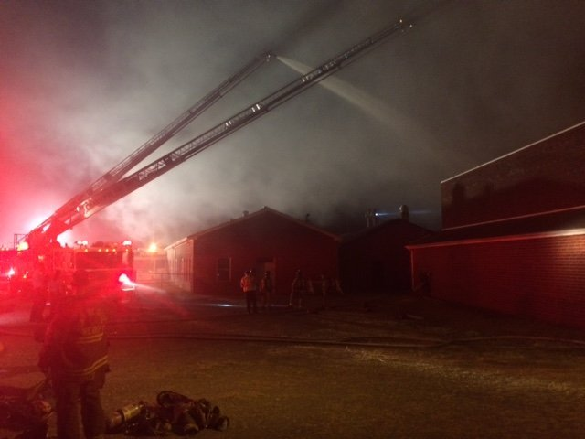 According to the Charlotte Fire Department, the fire at Briar Creek Road Church was set intentionally. Investigators have not found anything pointing to a hate crime, but is has not been ruled out, Fire Department spokeswoman Cynthia Robbins Shah-Khan said. (Photo: CNN)