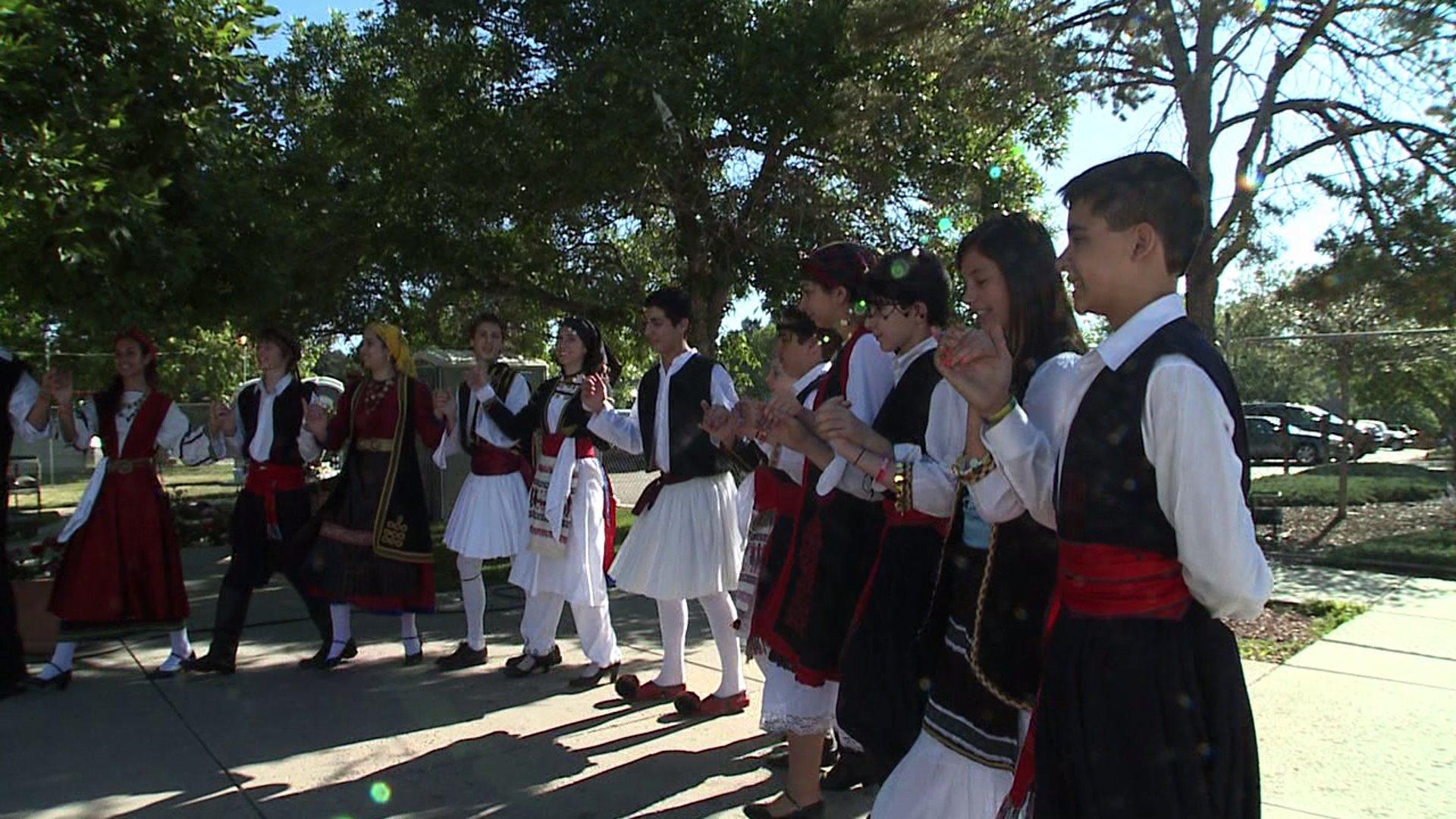 Greek Festival in Denver