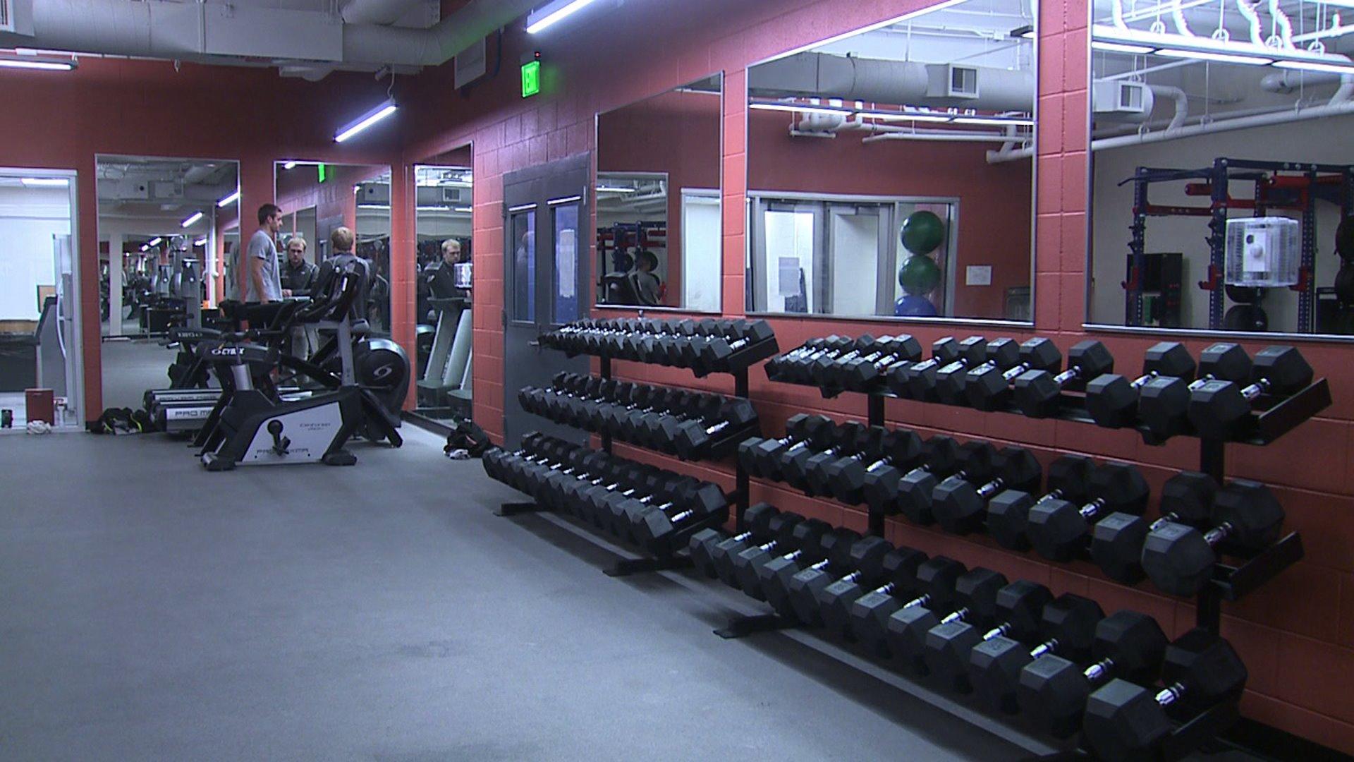 New Metro State University sports complex