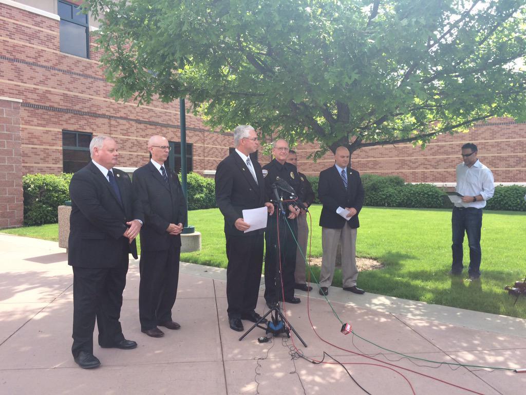 Loveland Police, FBI hold news conference