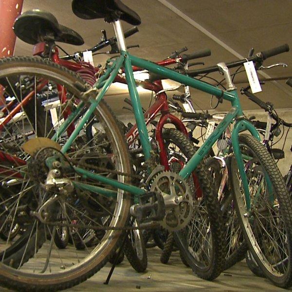Second Chance bike shop
