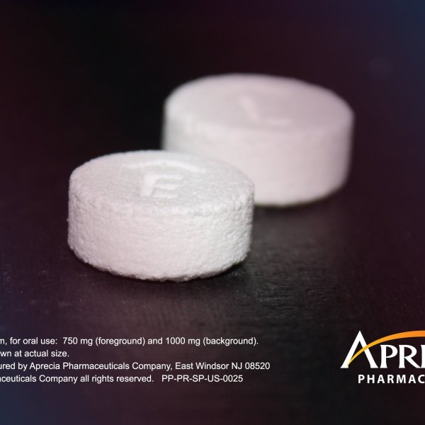 For the first time ever, the U.S. Food and Drug Administration has approved a 3D-printed drug. The prescription pill, Spritam levetiracetam, will be used to treat certain types of seizures in epilepsy patients. (Photo: CNN)