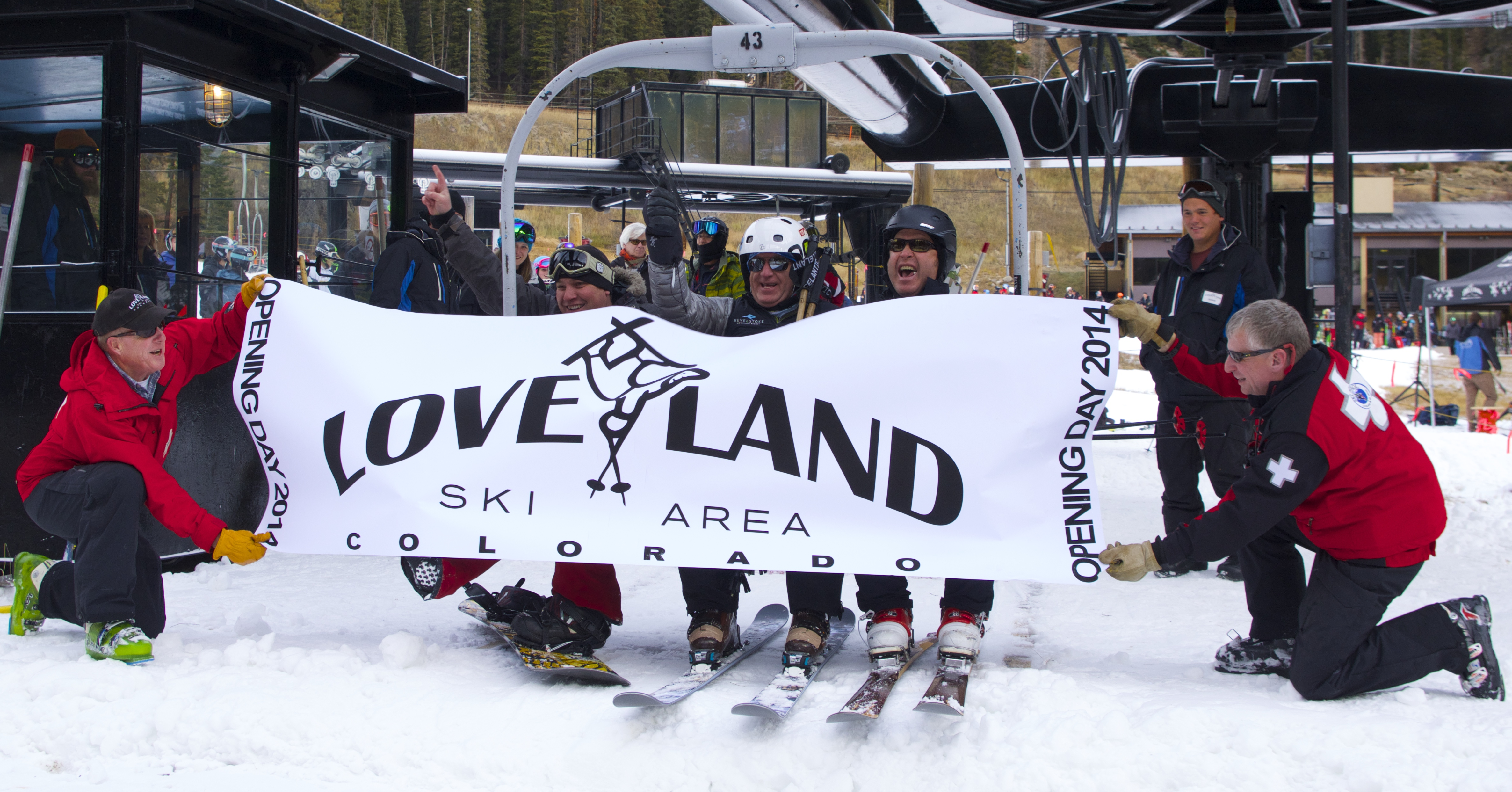 Colorado ski season to begin Thursday at Loveland Ski Area | FOX31 Denver