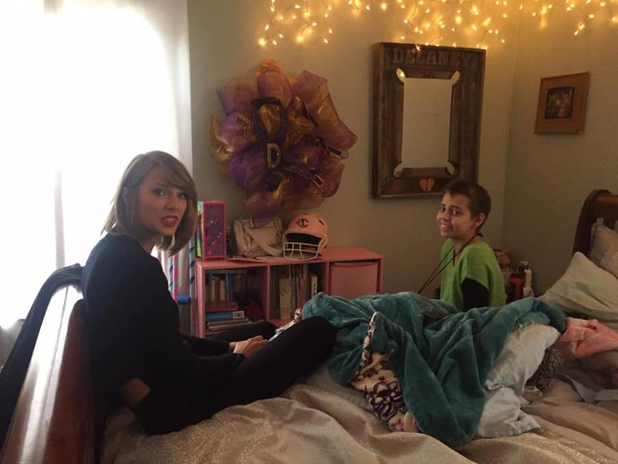 Taylor Swift Has A Christmas Surprise For Colorado Teen With Cancer Fox31 Denver