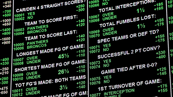 Vegas bets on super bowl 50 betting advice asianconnectioncatfightsclips
