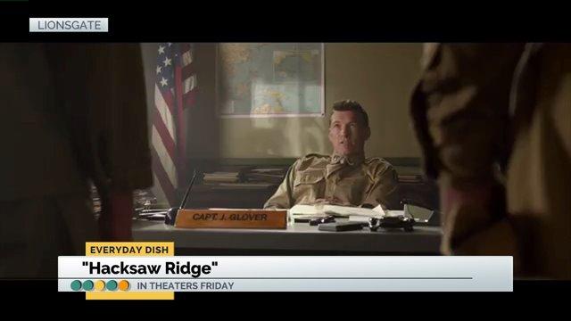 Hacksaw Ridge Vince Vaughn Luke Bracey Interview Fox31 Denver