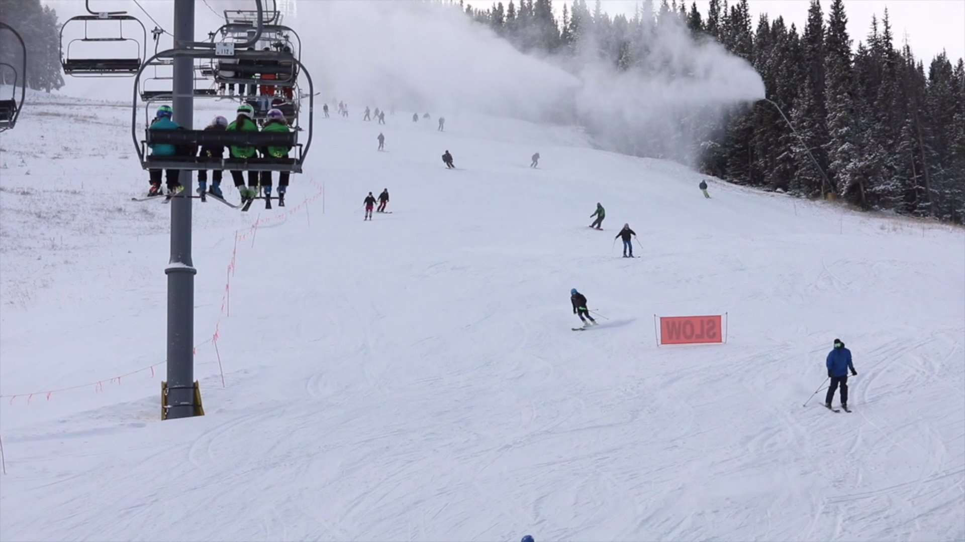 Keystone Ski Resort is seen in this file photo.