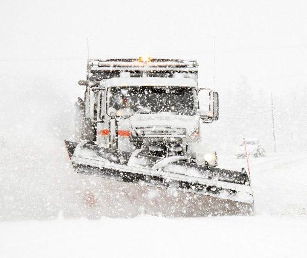 Denver snow plow