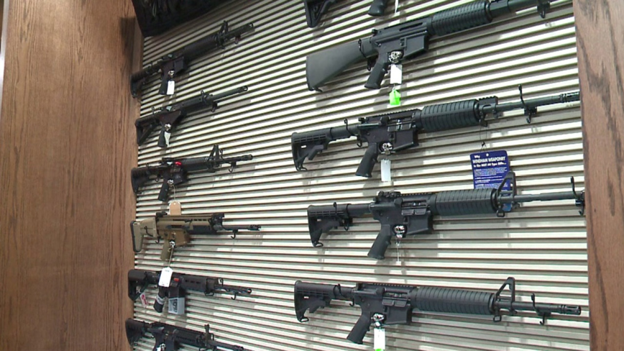 Colorado gun dealers can sell firearms without completed background checks due to state's massive backlog