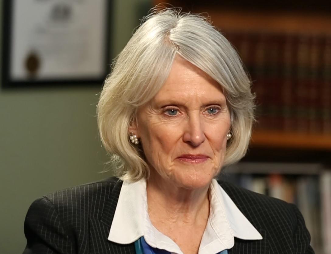District Attorney Beth McCann