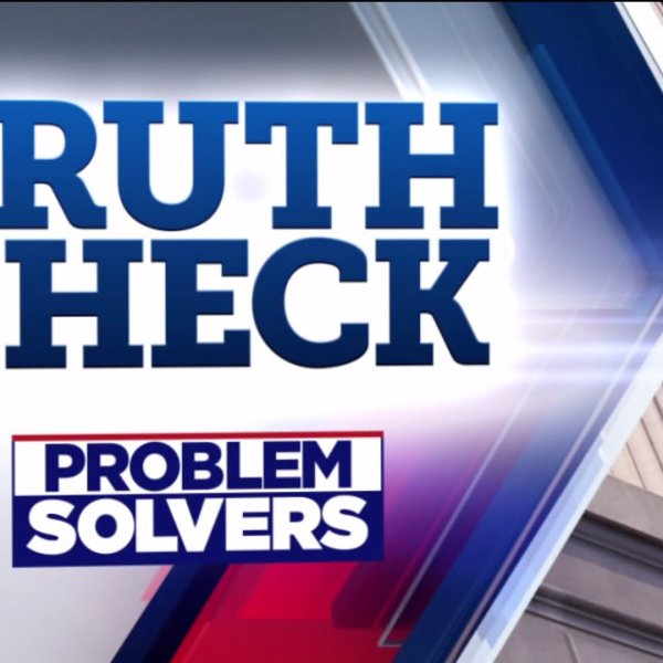 FOX31 takes a close look at political ads to see if they're really telling the truth.