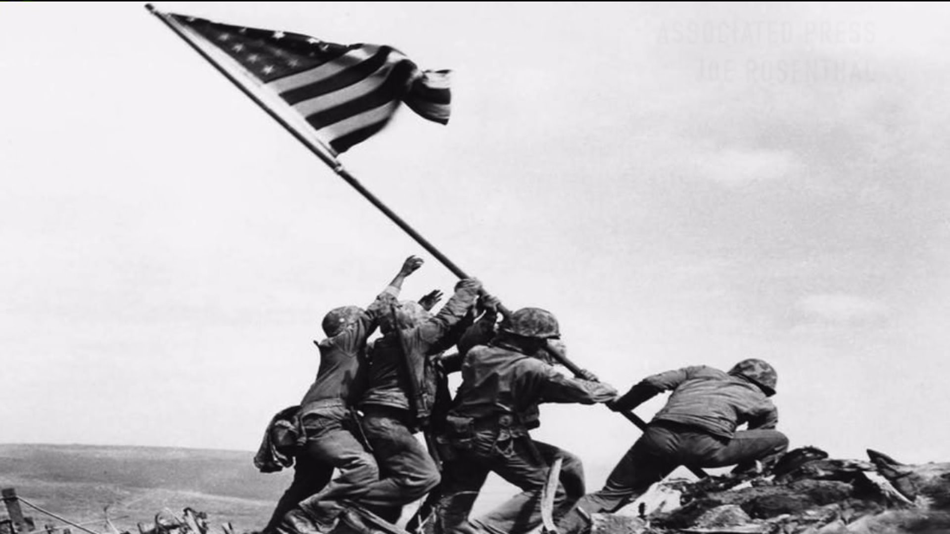 Colorado World War II vet in famous Iwo Jima flag-raising photo shares story | FOX31 Denver