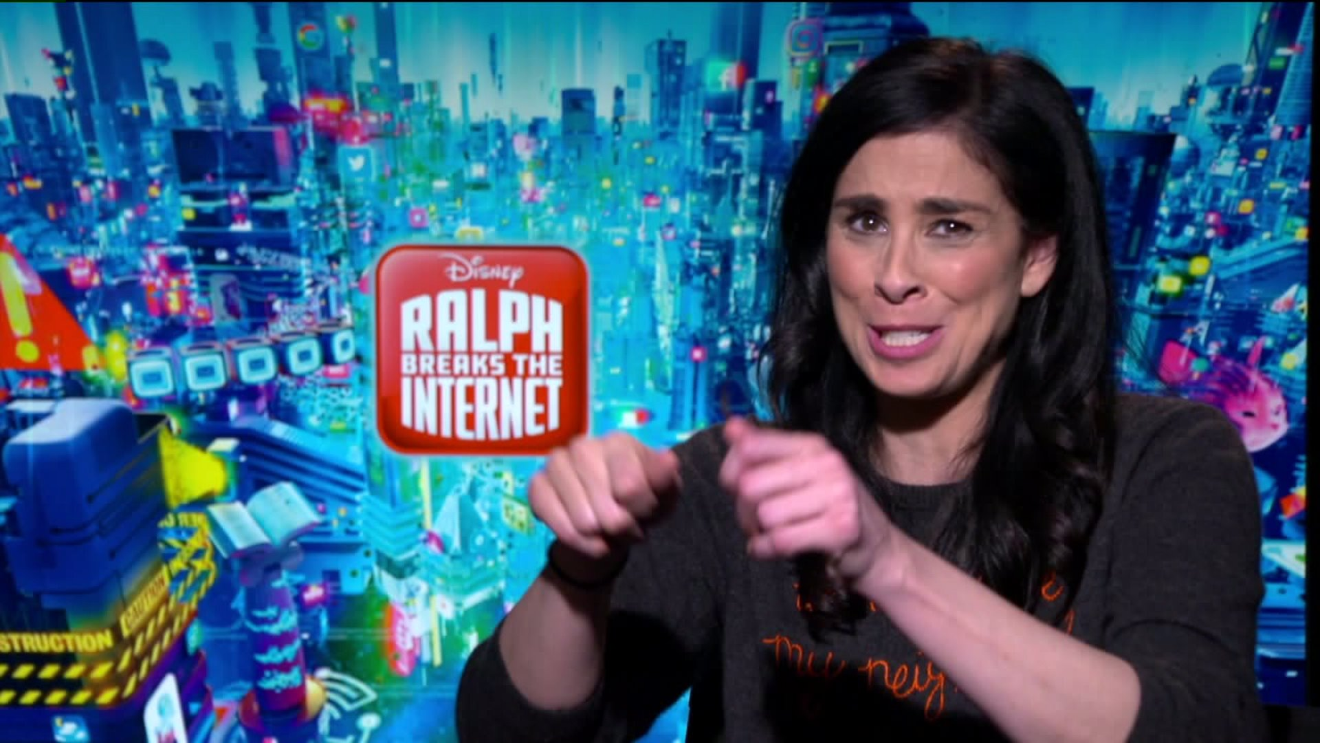 Ralph Breaks The Internet Sarah Silverman Fox31 Denver