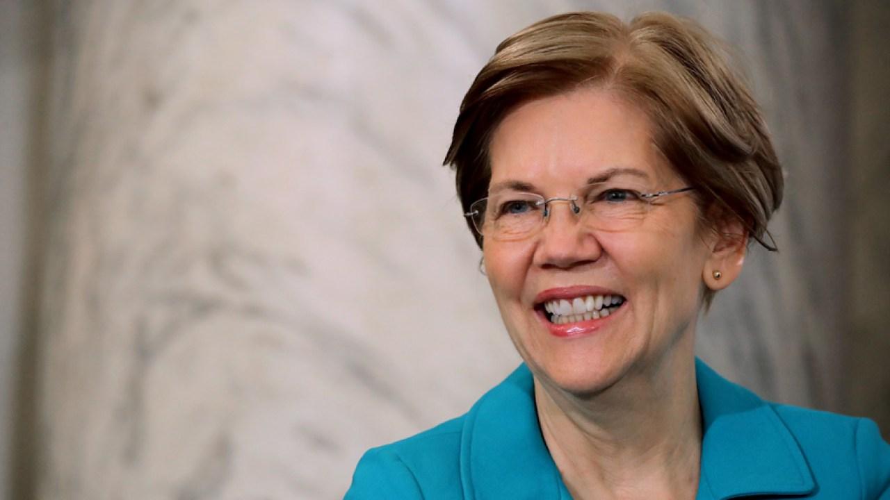 エリザベス-ウォーレンを抑2020年の大統領選挙